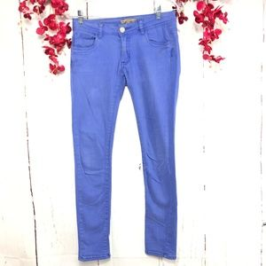ROMEO & JULIET LIGHT BLUE SKINNY JEAN SIZE 26
